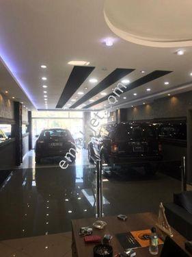 ARSLAN'DAN OTO KENT YAKINI 550 m² SATILIK İŞYERİ SDK 269