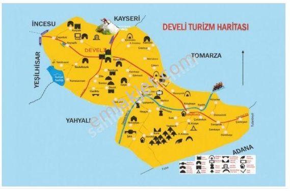 VARNA GAYRİMENKULDEN KAYSERİ DEVELİDE TEK TAPU 881 M2 BAĞ