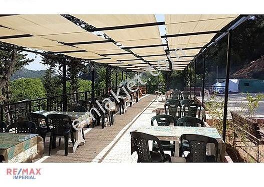 Kemer Ulupına'da Restaurant + Konaklamalı İşyeri