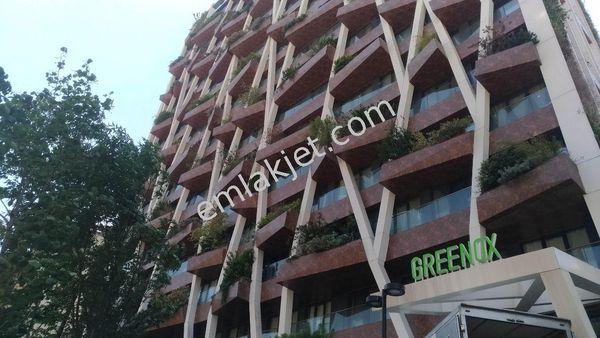 Greenox Residence'de Şehir Manzaralı 97m² 2+1 Plus Satlık Daire