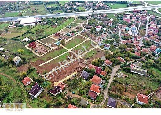 Çatalca Oklalı'da Mahalle içinde İmar planında mükemmel Arsalar
