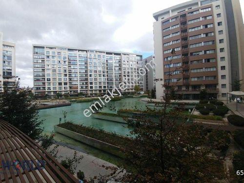 SEEWORLD SİNPAŞ AQUACİTY 2010 1+1 75 m2 EŞYALI BÜYÜK BALKONLU