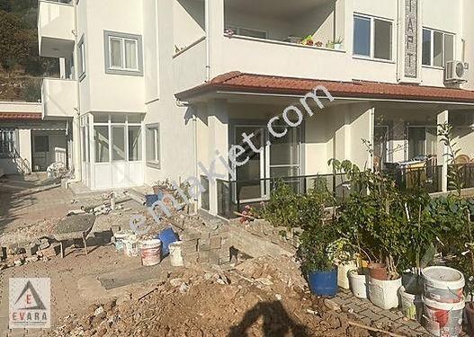 MARMARİS - CAMİAVLU - 2+1 - Bahçe Kat - Sıfır Daire