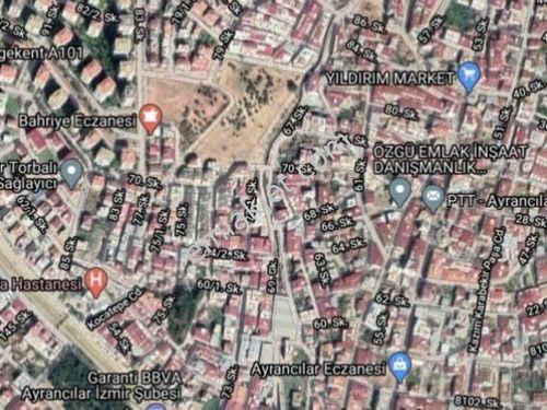 TURPA'DAN AYRANCILAR MEDİFEMA HASTANESİNE 1 KM UZAKLIKTA ARSA
