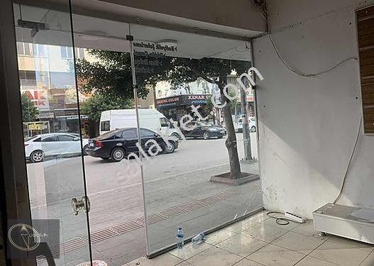 Ş.Pamir Caddesi Üzeri Yatırımlık Takasa Uygun Satılık Dükkan