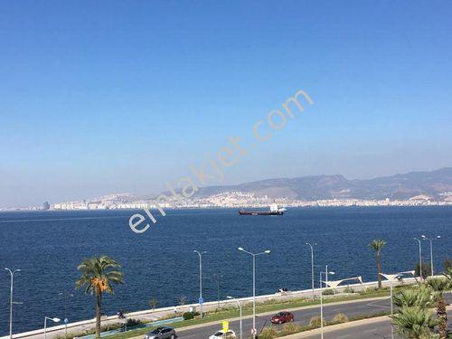 İzmir Konak Göztepe Kiralık Dubleks Konut 4+1 Yalı Dnz Mnz.Kod-5