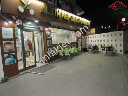 Yıldırım Beyazıt caddesinde devren kiralık lokanta ve tabldot