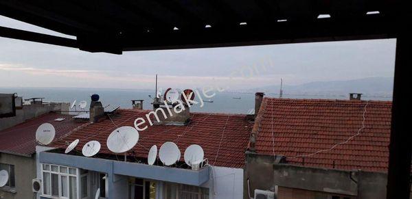 Sahibinden Konak Halil Rıfat Paşa Caddesinde 2+1 Teraslı 80m2 Satılık Daire