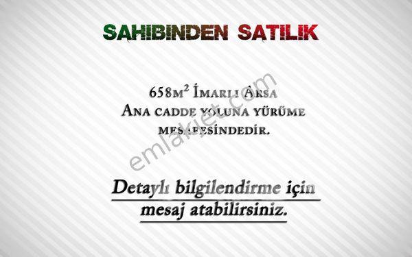 """Hisseli ARSA!"""" Sahibinden Satılık! Karacaköy"""