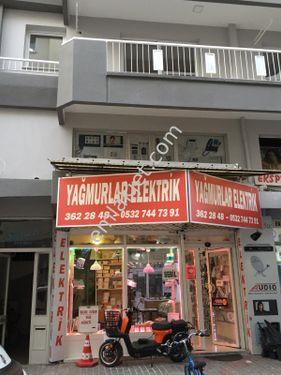 Sahibinden Bostanlı merkezde satılık dükkan
