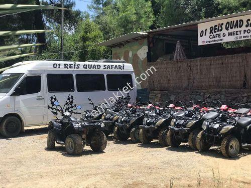 Sahibinden quard safari tur eğlence üzeri