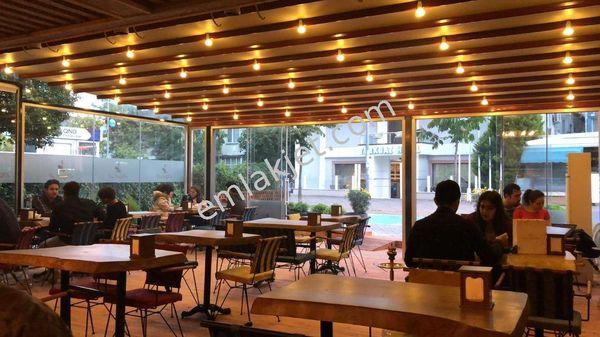 Büyükçekmece Sahilde Devren Kiralık Cafe Restaurant