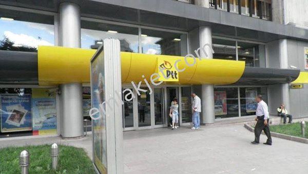 DAHA İYİSİ YOK !!! 3.500 TL NET PTT KİRACILI CADDE ÜSTÜ ACİLL
