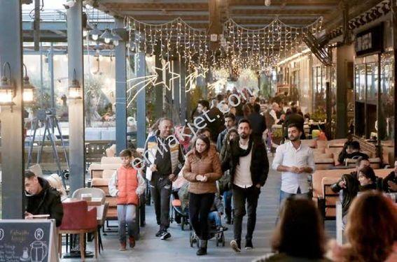 KONYAALTI SAHİLDE FIRSAT RESTAURANT CAFE (FOTOĞRAFLAR TEMSİLİDİR)