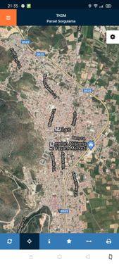 Milas Burgaz İsmetpaşa mahallesinde katkarşılıgı arsalar