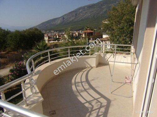 Fethiye Ovacik mahallesinde Satılık Villa