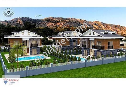 Göcek Merkezinde Satılık Havuzlu Müstakil Son Villa
