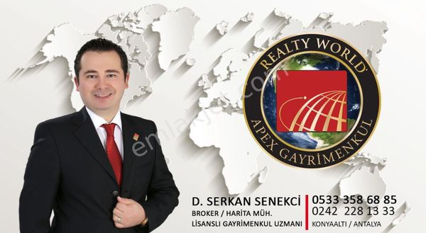 Antalya Belek Satılık Otel - Merkezi Konum- RW Apex