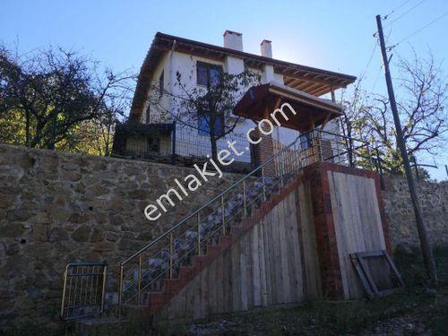 Çanakkale Serhat Köyde Satılık Dağ Evi