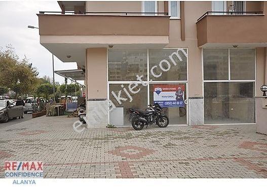 Alanya Mahmutlar da Satılık & Kiralık Notere Yakın Dükkan