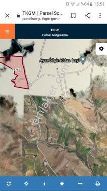 ankara yenimahalle memlikde 4709 metre telle çevrili kupon arsa