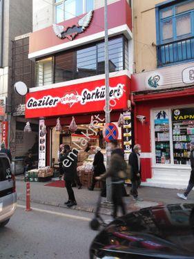 Samsun Gaziler Meydanı satılık işyeri