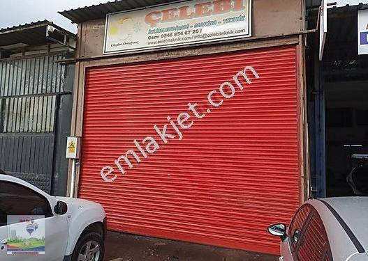 Torbalı Remax Hit ten satılık emek sanayisinde dükkan