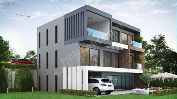 Zeytinköy'de 400m² 6+1 Otoparklı ve Havuzlu Special Villa
