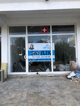 MY Gayrimenkul'den Marmaris Turunç'ta Depolu Satılık Dükkan