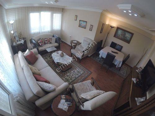 Narlıderede Satılık Daire 3+1 125 m2 Villa Tadında Geniş Bahçeli