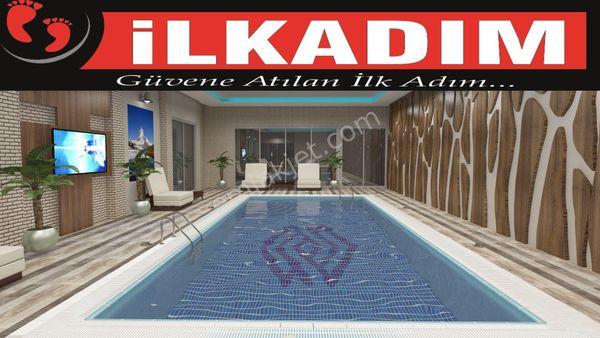 İLKADIMDAN İKİ BLOKLU SİTE İÇERİSİNDE EMSALİ OLMAYAN FIRSAT!!