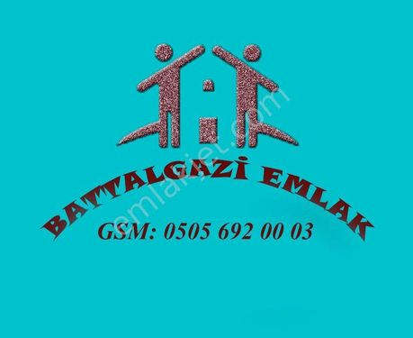 BATTALGAZİ EMLAKTAN ELAZIĞ MALATYA YOLUNA CEPHE 7300M TARLA