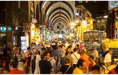 Mısır Çarşısında Ticari Potansiyeli Yüksek iş yeri