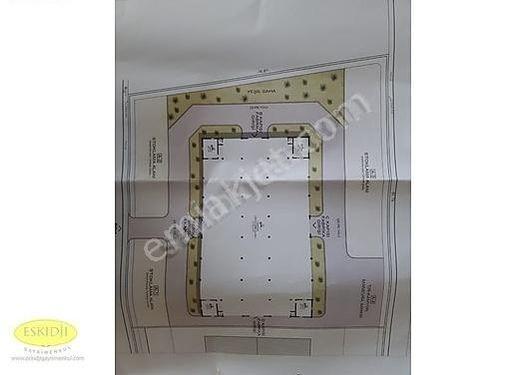 MANİSA-Akhisar O.S.B'de-5715 m2 ARSA-2058 m2-DEPO-İŞYERİ