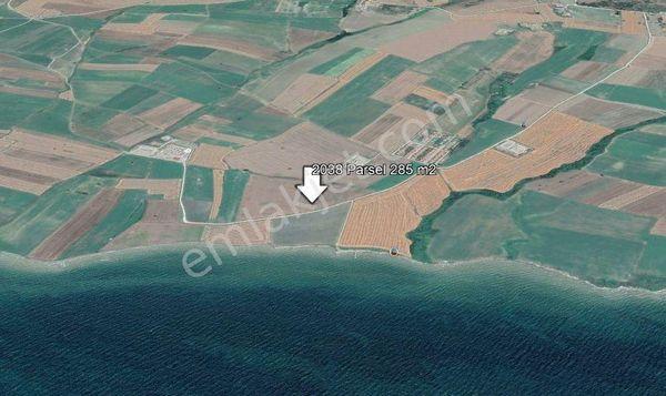 GELİBOLU DEMİRTEPE DENİZ MANZARALI MÜSTAKİL PARSEL 285 M2 ARSA