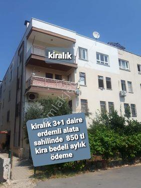 KİRALIK ERDEMLİ ALATADA 3+1 DAİRE