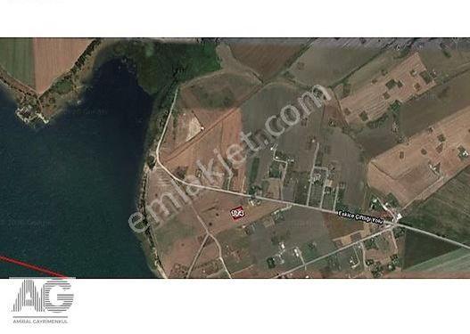 Büyükçekmece Eskice Satılık Arsa 1050m2 Göle 312m Yatırıma Uygun