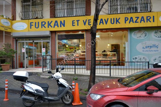 Şişli Fulya'da Kurumsal Kiracılı Satılık Dükkan
