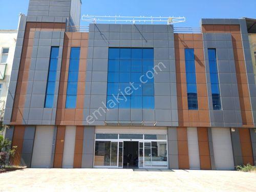 19 Mayıs Sanayi Sitesinde 4 katlı Mobilya Mağazası Komple Bina