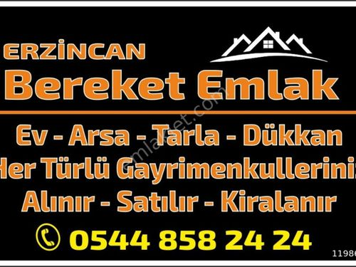ERZİNCAN BEREKET EMLAK'TAN 1+0 SUİT KİRALIK APARLAR.