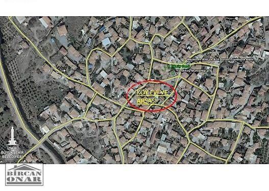 MÜSTAKİL KÖY EVİ MERKEZDE ( ARSA'SI 190 m2 ) SATILIK