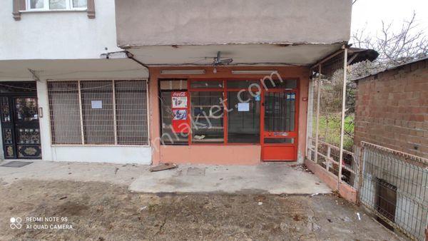 Sahibinden kiralık 35m² dükkan/depo