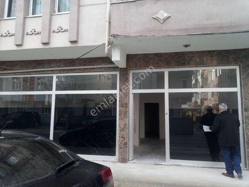 Çerkezköy Fatih mah kiralık dükkan