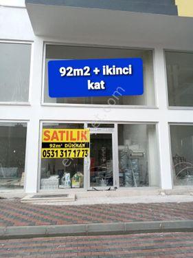 SATILIK ERDEMLİ TAPU CADDESİNDE 92 M2 DÜKKAN