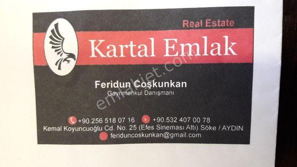 KARTAL EMLAK'DAN YENİCAMİ MAH. SATILIK TARLA