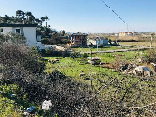 Dalaman Şerefler'de Satılık 305 M2 Güney Cephe Arsa