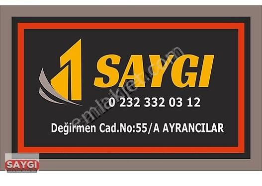 SAYGI EMLAK'TAN AYRANCILAR FEVZİ ÇAKMAK MAHALLESİNDE 322M2 İMARL