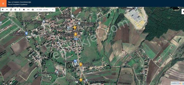 Çatalca Subaşında Yola Cepheli 4922 m2 Satılık Müstakil Arsa