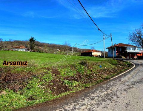Sakarya Hendek'de Şehir Mekezine 8km Mesafede Köy İçi Ev Yeri