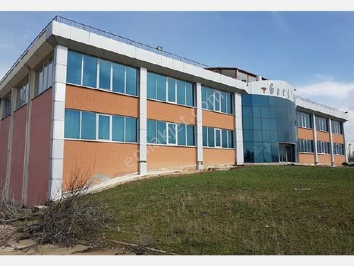 Ankara Polatlı OSBde 6378 m2 Kullanım Alanlı Fabrika